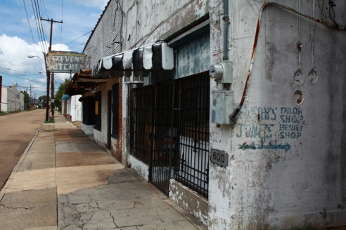 Farrish Street, Jackson